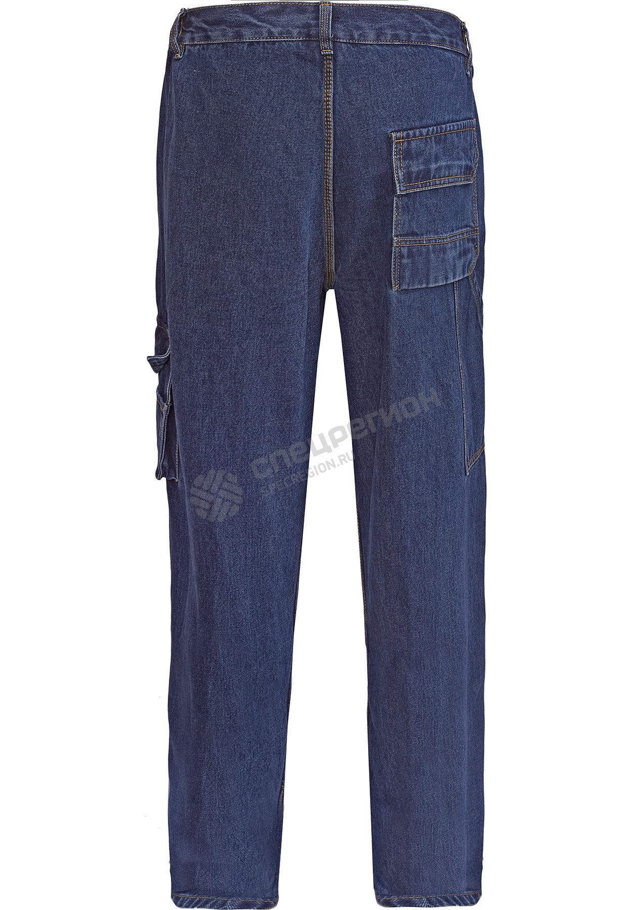Купить брюки джинсовые