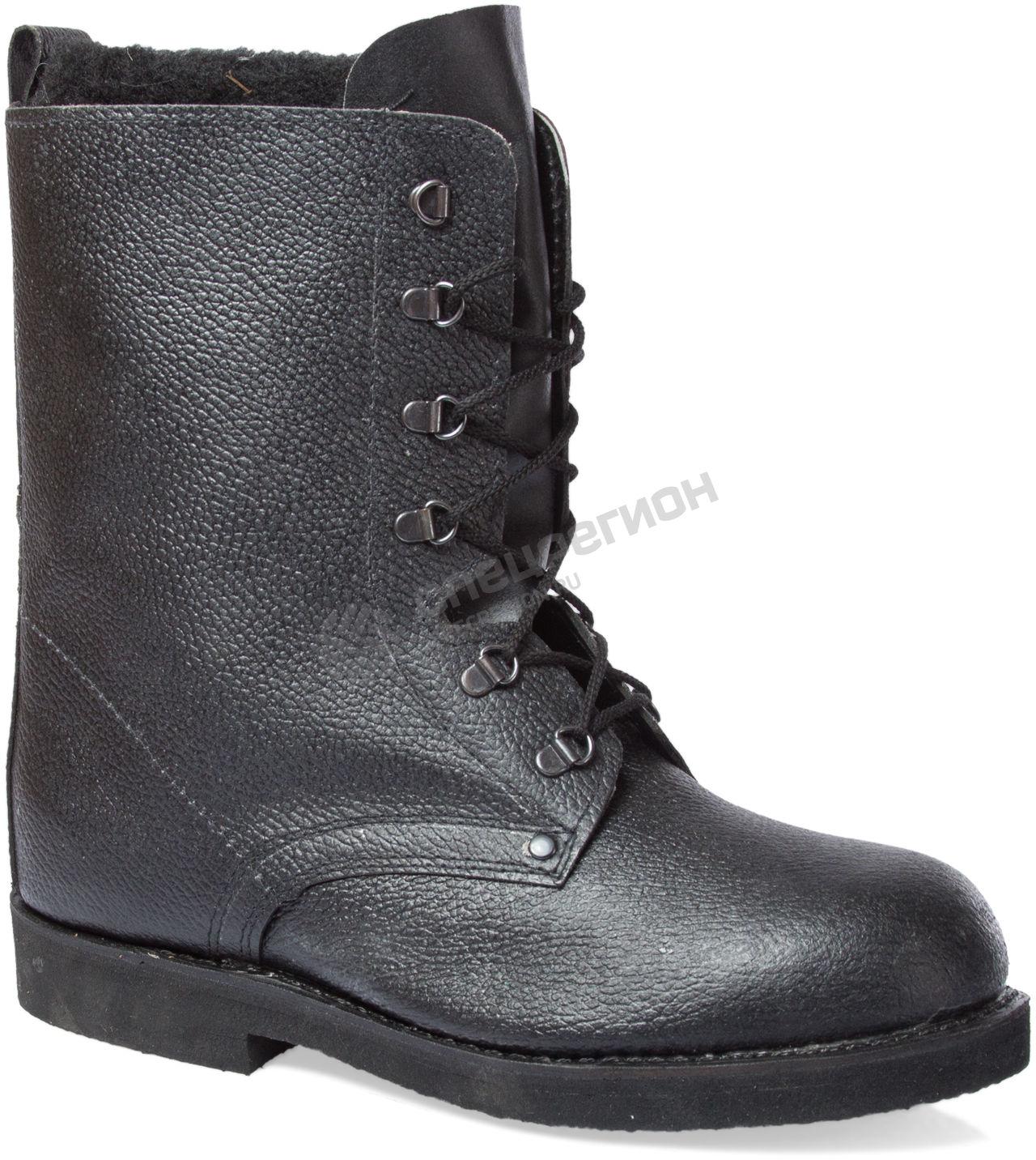 b6c9f0ac6 Ботинки кожаные с высоким берцем зимние Иртыш — купить по низкой ...