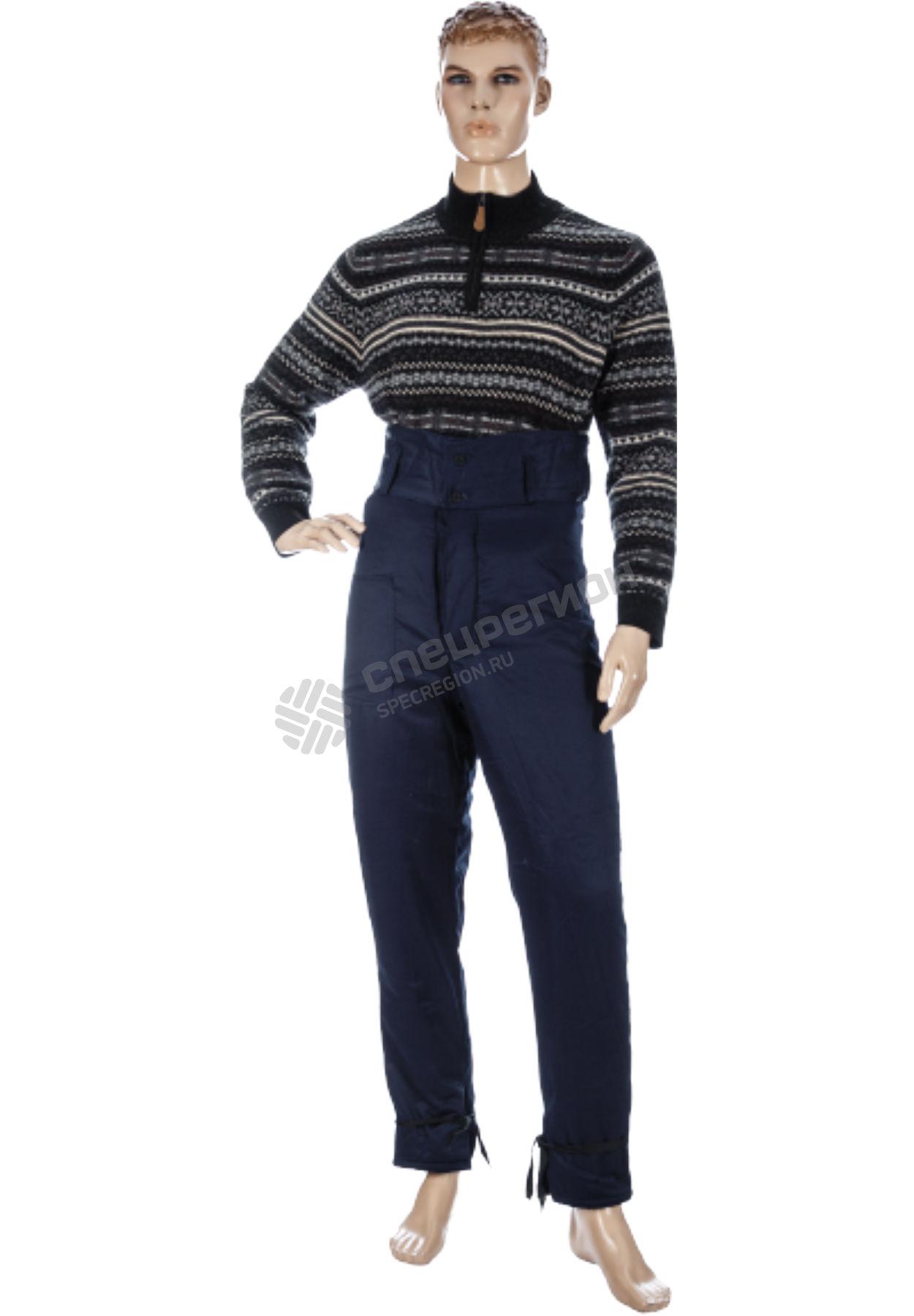 Утепленные брюки купить