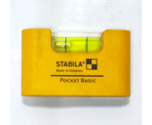 Уровень STABILA тип Pocket Basic (1гориз.)
