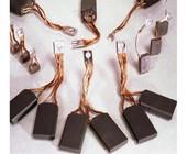Щётка электрическая графитовая Интерскол УШМ-115/900 (125/900) 41.04.03.02.00
