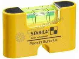 Фотография Уровень Stabila тип Pocket Electric